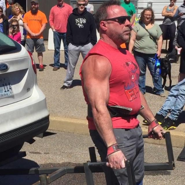 USS Midsouth Smash Strongman Competition 4/2/16