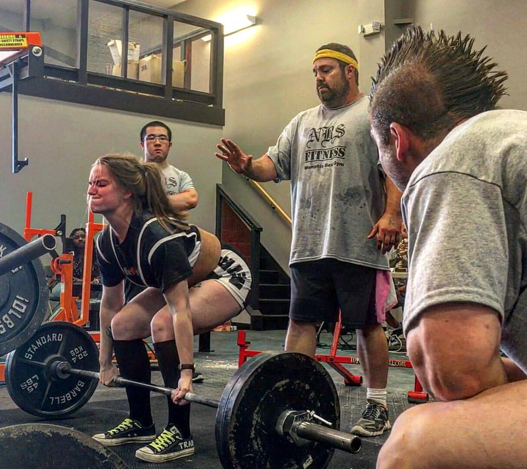 """Shooting the Shit with a Strength Coach - Hannah Hayes, """"King of Spring"""""""
