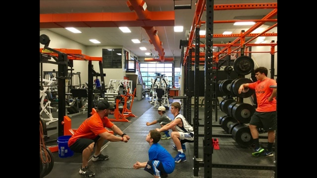 Shooting The Shit With A Strength Coach: Youth Strength and Conditioning Camp