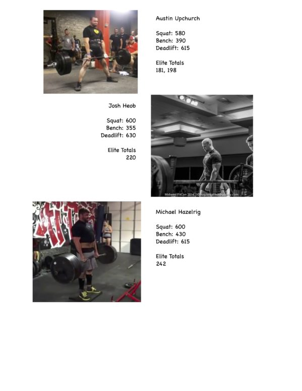 Powerlifters Page 2