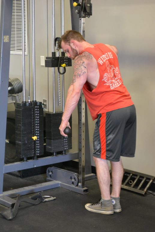 Common Mistakes When Doing Cable Pressdowns and Curls
