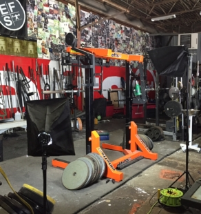 Behind the scene's at the EliteFTS S4 compound