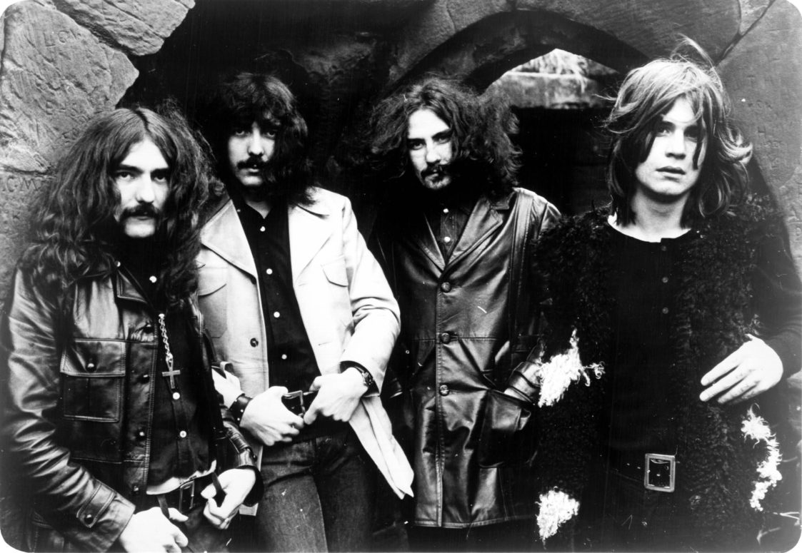Metal Song of the Week: NIB-Black Sabbath