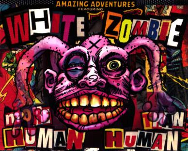 Metal Song of the Week: More Human than Human- White Zombie