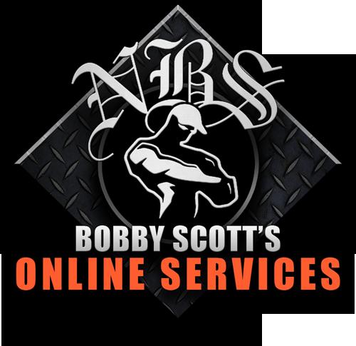 Bobby Scott's Online Services