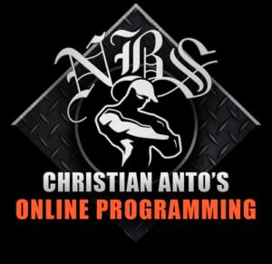 Christian Anto's Online Programming