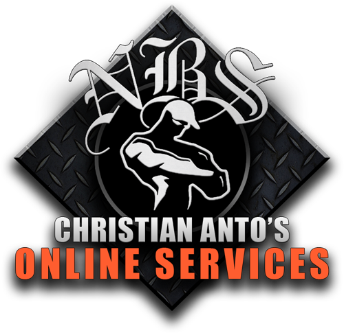 Christian Anto's Online Services