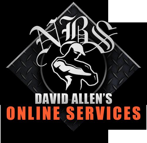 David Allen's Online Services