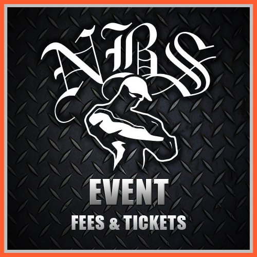 Event Fees & Tickets