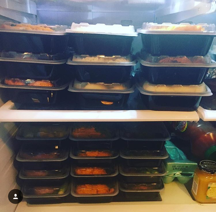 Meal Prep: Not an eating disorder. #thingsIcannotbelieveIhavetosay