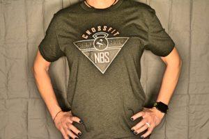 CrossFit NBS Logo Tee