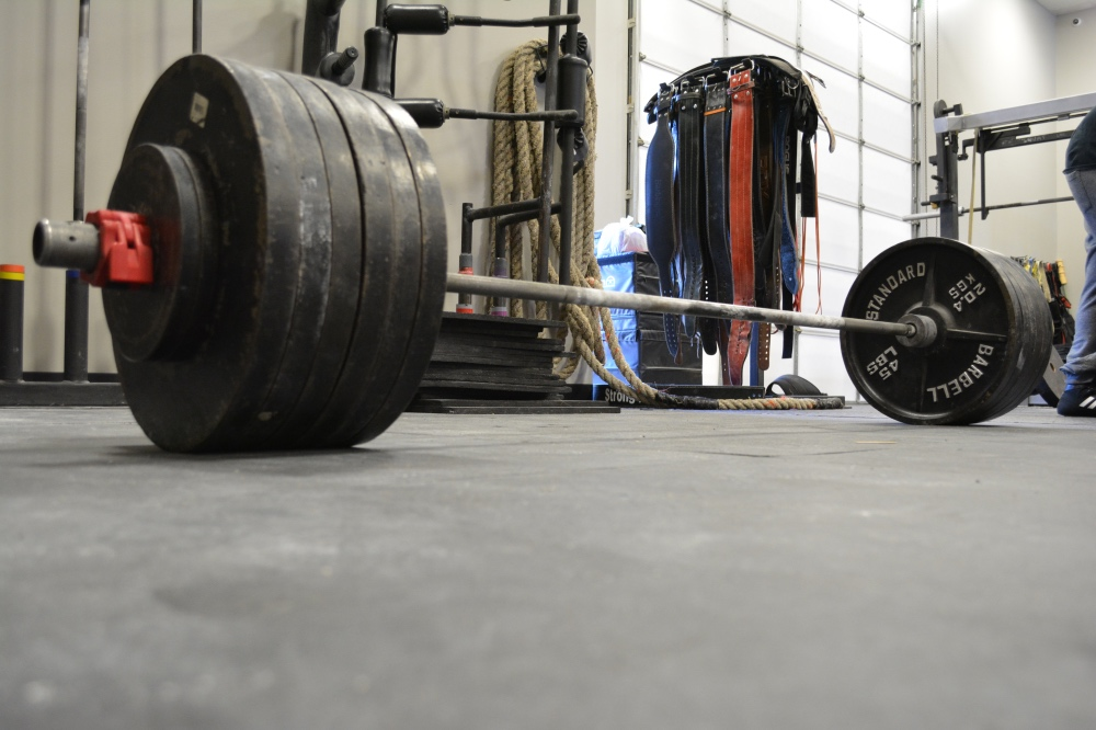 Deadlifts and Donations