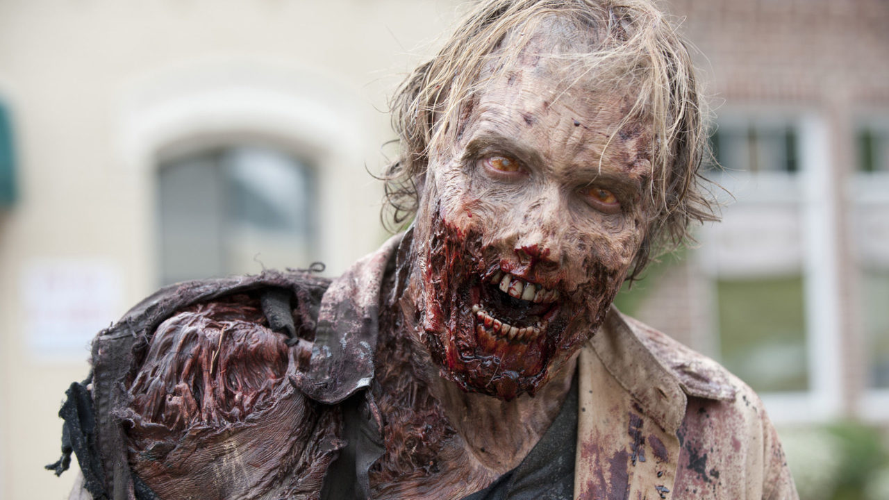 The Zombie Apocalypse, aka How We're All Gonna Die
