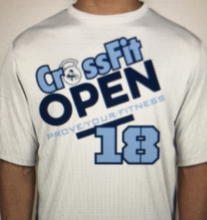 The CrossFit NBS Intramural Open